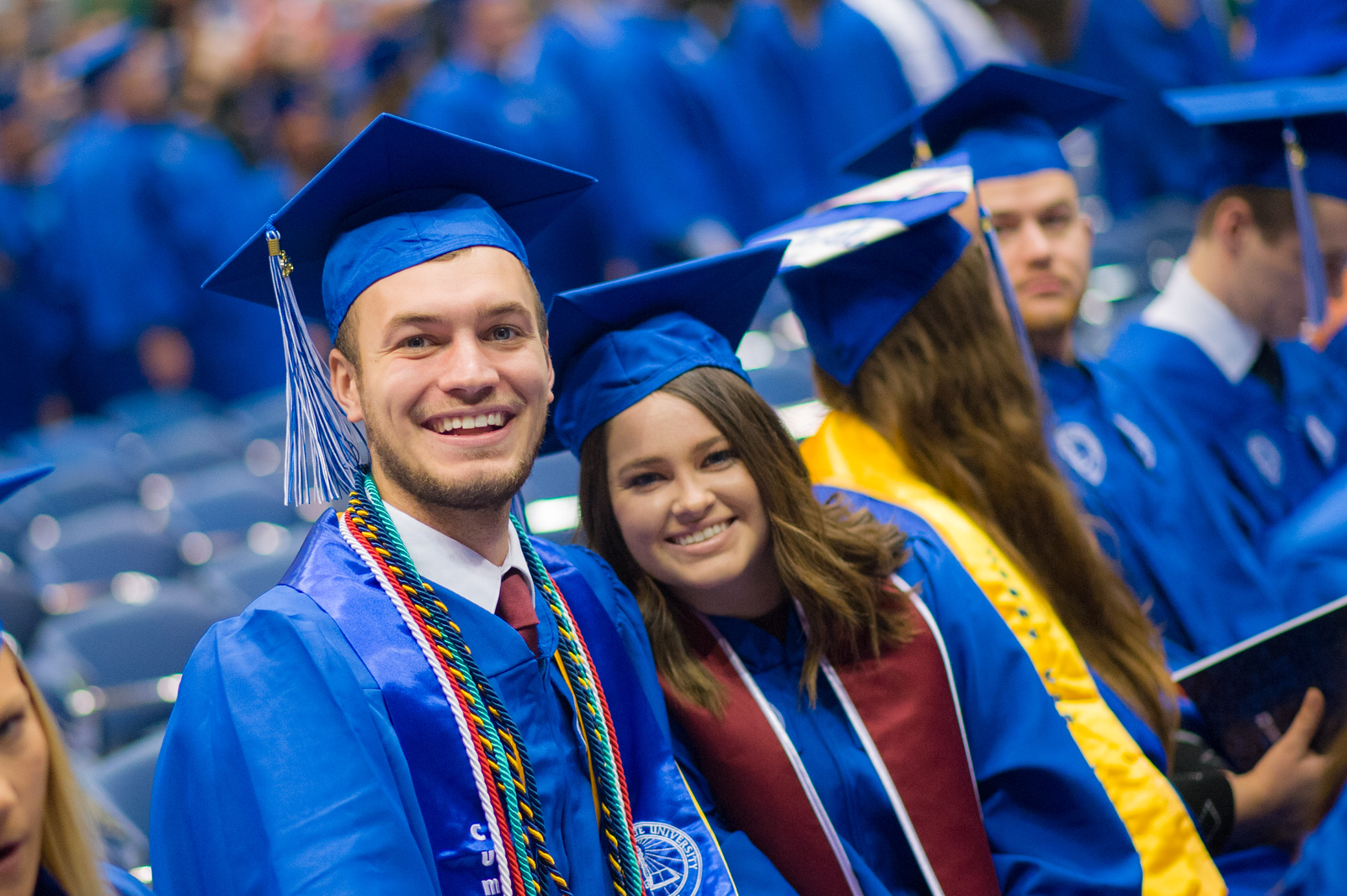 Indiana State celebrates graduates at winter commencement