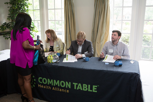 Common Table Health Alliance 2016 Annual Meeting