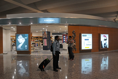 Bengaluru International Airport (New Bangalore Airport) http://www.bengaluruairport.com