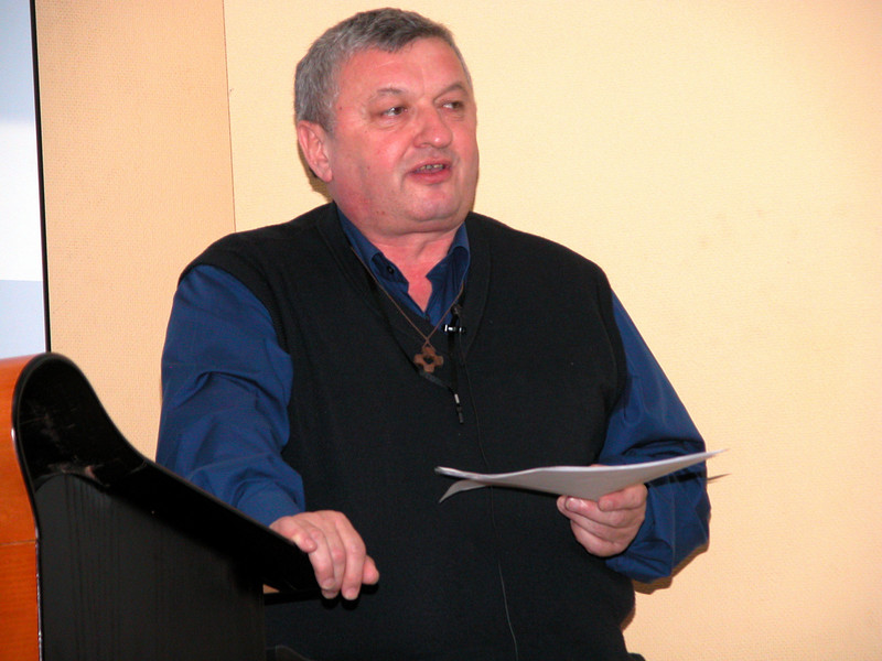 Fr. Quinto Regazzoni of Uruguay served as the moderator of the second two-day session.