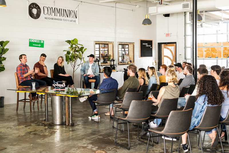 The Traveling Good @ Communion Coffee