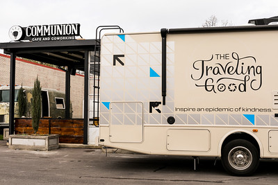 The Traveling Good @ Communion Coffee