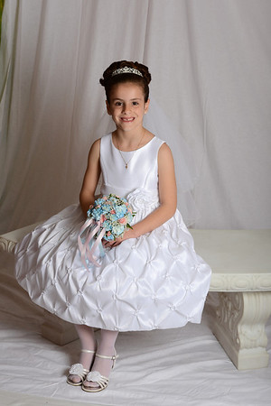 First Communion (Helen)