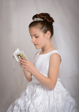 First Communion (Helen)2