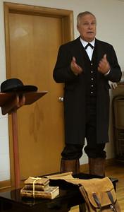 Norman Joy as Peter Cartwright