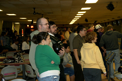 Community Church Youth Bowling Party at Countryside Lanes, Feb 21, 2010