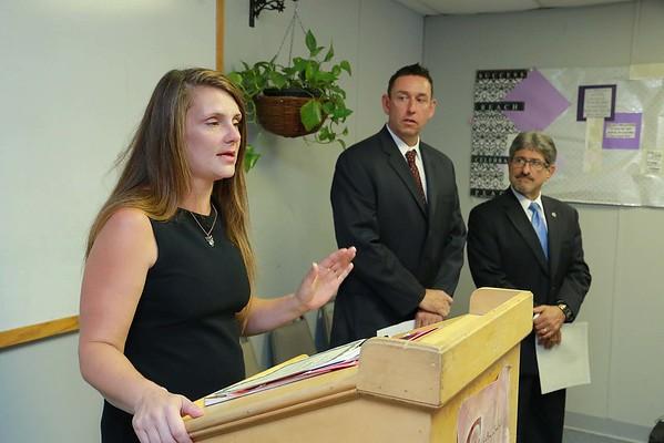 Community Corrections Center graduation