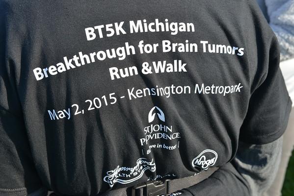 American Brain Tumor Association Walk 2015