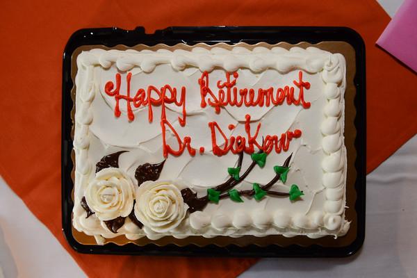 Retirement Party for Dr. Diakow