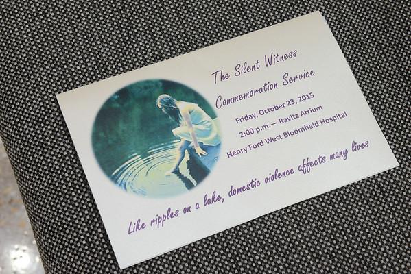 Silent Witness Service