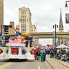 Henry Ford Health Systems at the 2019 Detroit Annual Thanksgiving Day Parade