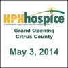 2014.05.03 HPH Hospice Grand Opening : READY!!!  https://www.facebook.com/events/439225132846490/