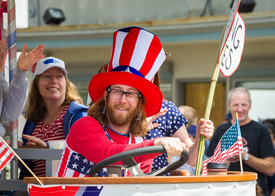 Blaine's 4th Of July Parade