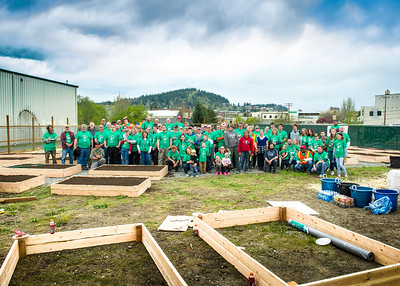 Comcast Cares Day 2017, Bellingham