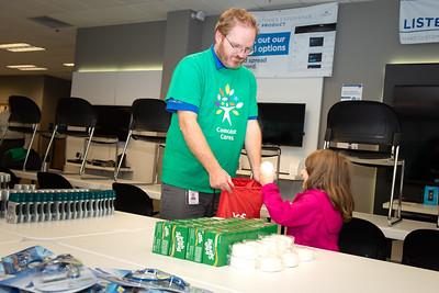 Comcast Cares Day 2018, Bellingham