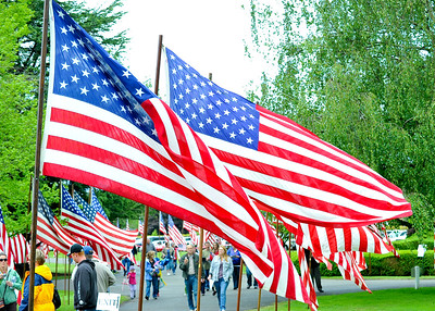 Memorial Day, Festival of Flags, Ferndale WA