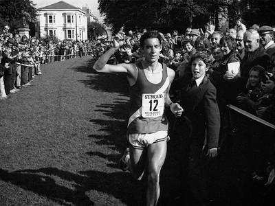 Gloucester Fun-run (archive) 1981