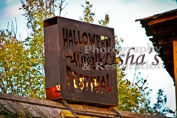 Haunted Festival - Castle of Muskogee