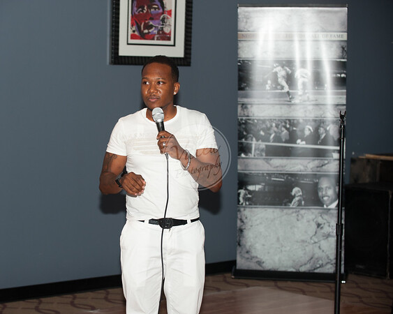NLLHOF Negro League Reception
