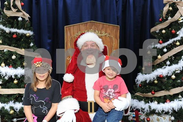 Santa at the Lakes - Originals