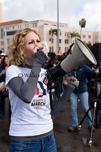 NFL: JAN21 WOMEN'S MARCH San Diego