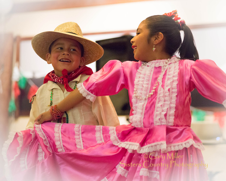 Image taken at the Cinco de Mayo Celebration hosted by the Hispanic Coalition of Sisters at Fivepine Resort in Sisters, OR on May 2, 2013 - Copyright © 2013 Gary N. Miller, Sisters Country Photography