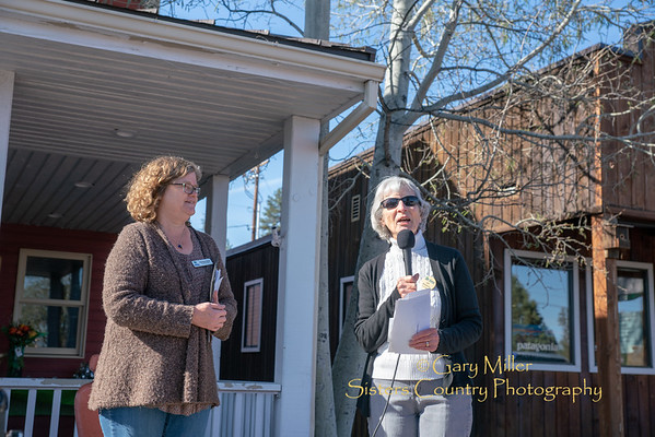 Sisters Habitat Thrift Store Grand Opening Celebration © 2019 Gary N. Miller, Sisters Country Photography