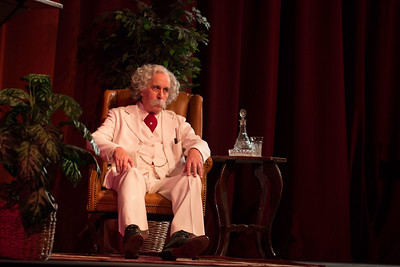 Mark Twain Remembers-Bob Valentine Performance