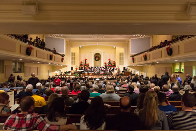 2016 Town & Gown Holiday Concert
