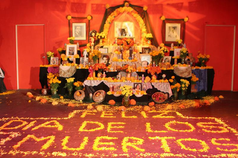 DIA DE LOS MUERTOS 2007 - 039