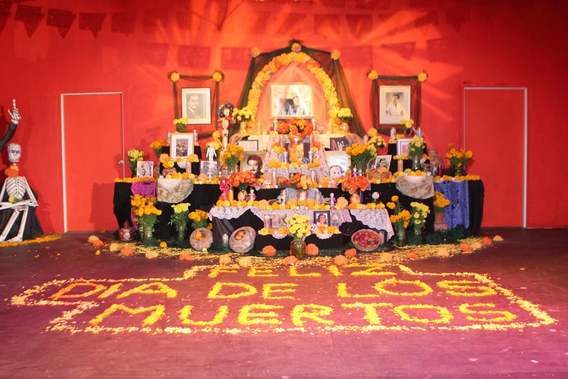 DIA DE LOS MUERTOS 2007 - 040