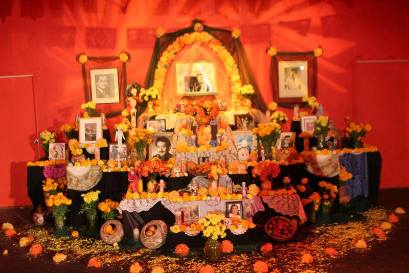 DIA DE LOS MUERTOS 2007 - 038