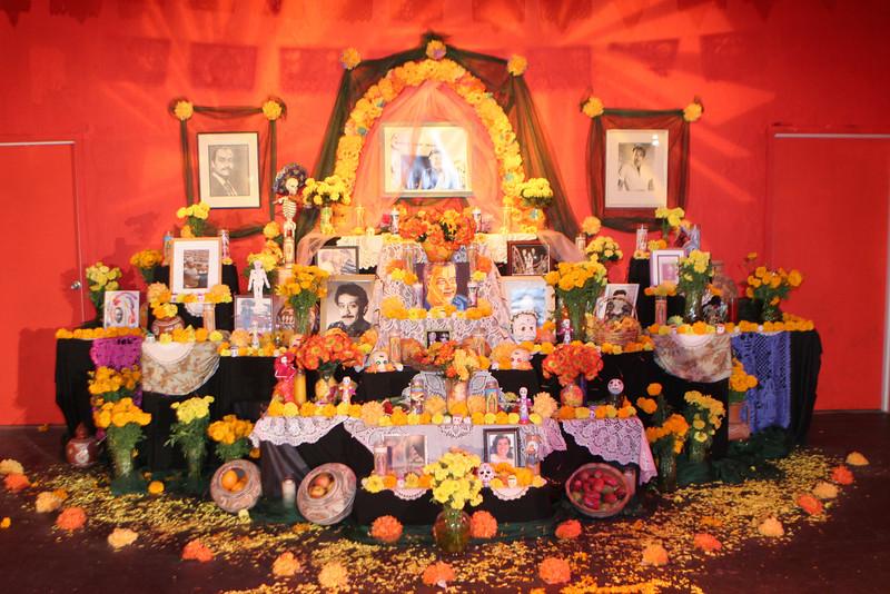 DIA DE LOS MUERTOS 2007 - 037