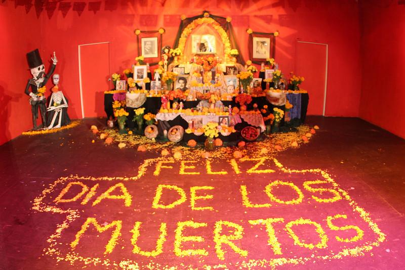 DIA DE LOS MUERTOS 2007 - 043