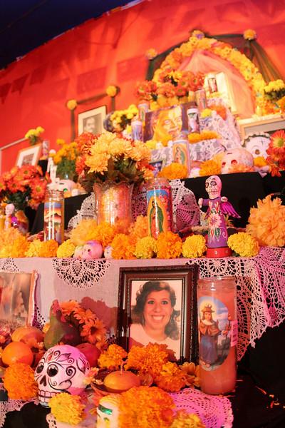 DIA DE LOS MUERTOS 2007 - 045