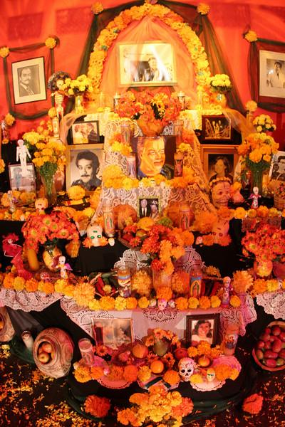 DIA DE LOS MUERTOS 2007 - 044