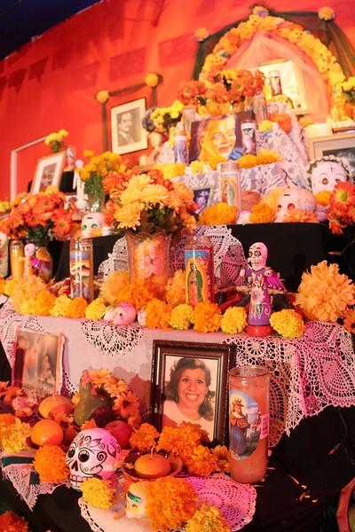 DIA DE LOS MUERTOS 2007 - 046