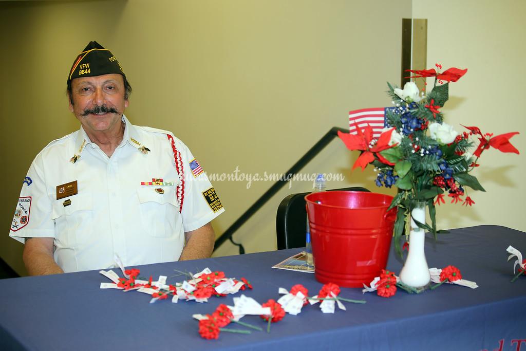 Englewood Veterans Memorial Day Event in Englewood, Colorado - 28 May 2016