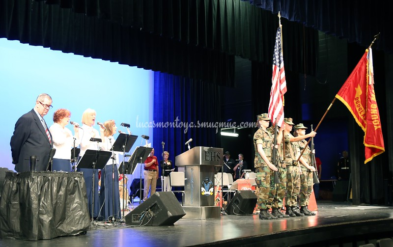Englewood Veterans Memorial Day Event in Englewood, Colorado - 28 May 2016