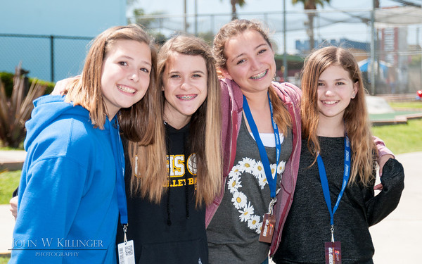 Girl Scouts Boomers Event 2014