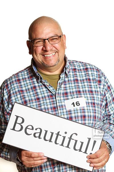 Bald Is Beautiful - 2016