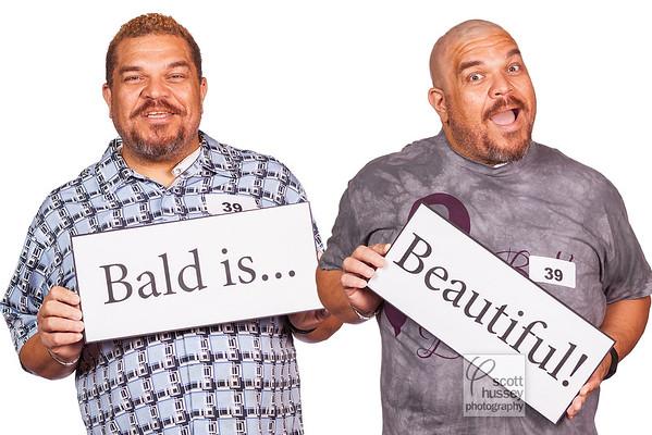Bald Is Beautiful - 2017