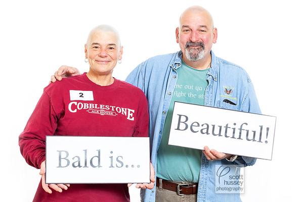 Bald Is Beautiful 2019