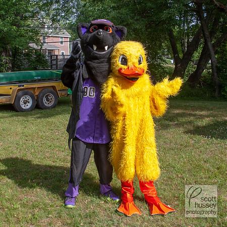 Keene Lions Club's Great Ashuelot River Duck Race - June 16, 2018