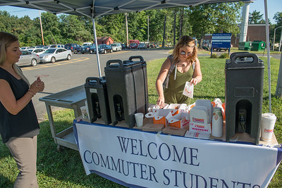 Commuter Welcome Back Day, Sept. 2018