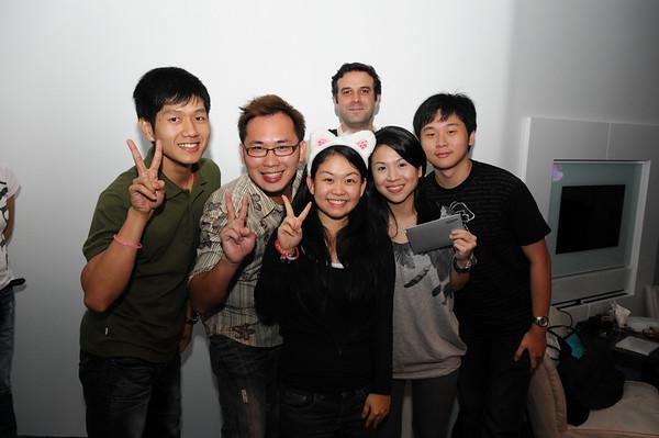 SingTel eBiz offsite Feb2010