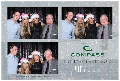 Compass Construction 2017 Holiday Party