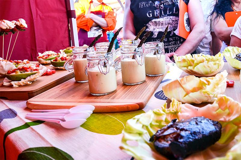 Võistkonna Jungent Foodservice 2014. aasta Kaupmehe fantaasiavooru võidutöö. Foto: Kutt Niinepuu
