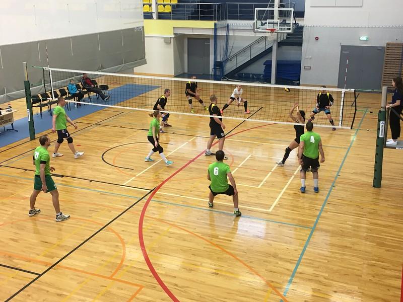 Higiliikur võrkpalliturniir 2019 Via 3L võistkonnaga