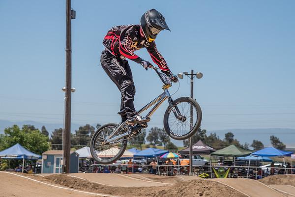 State Qualifier Santa Clara PAL BMX